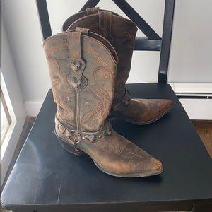 Durango Heart Cowgirl Boots